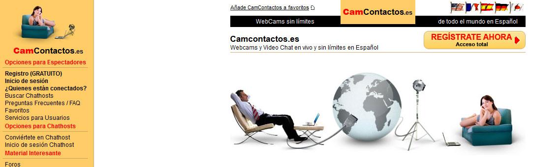 Cam Contactos (Spanish)