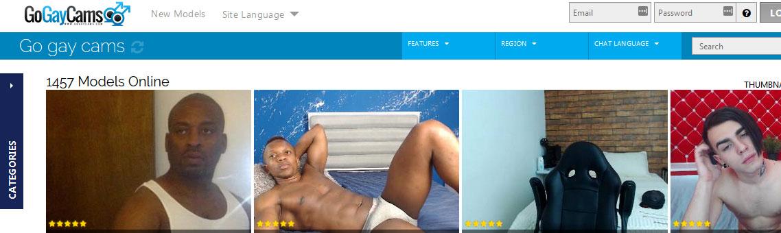 Online gay sex cam